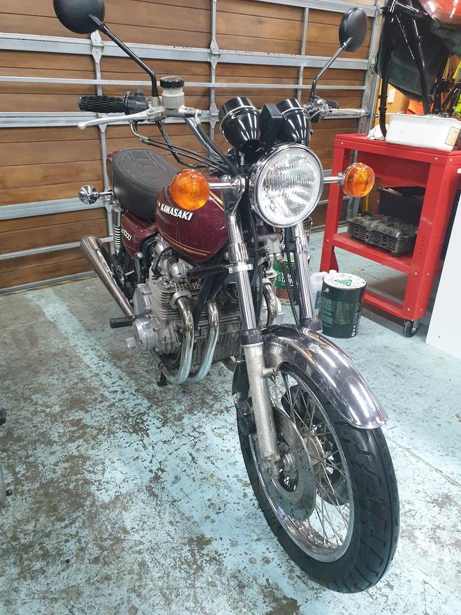 1977 Kawasaki Z1000 image 3