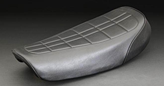 151-1150 Z1 Seat Early Style - W/belt image 0