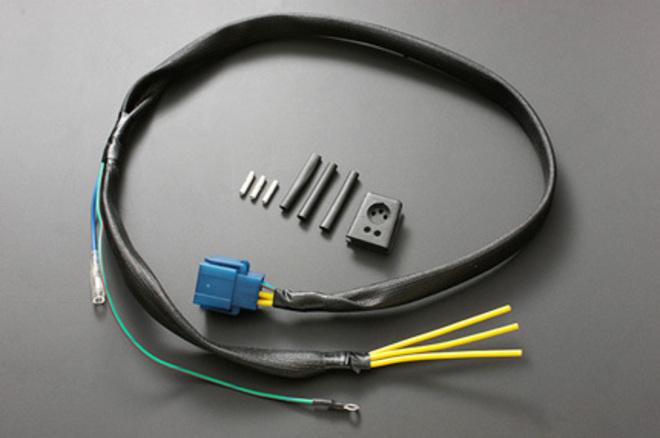 81-4035 Alternator wiring kit with Rubber grommet image 0