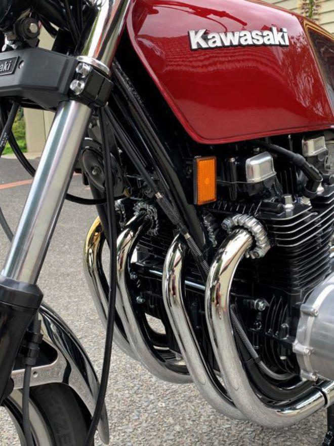 1979 Kawasaki KZ1000ST image 7