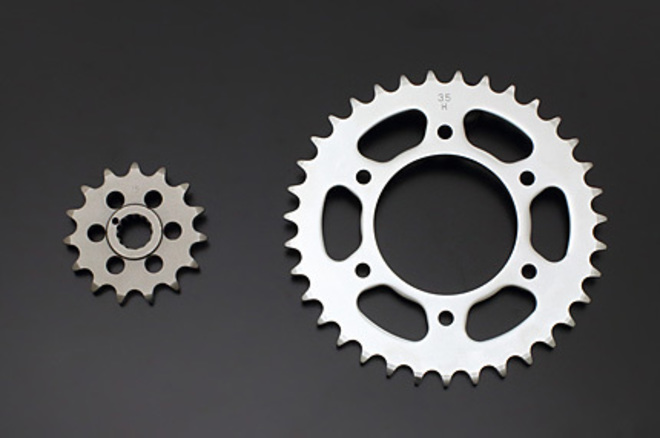 85-001 Front Sprocket 630-15T image 0