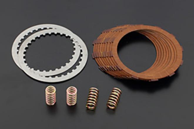 BR2-0840 CB750 Complete Clutch Kit Steel Fibre Springs Gasket image 0