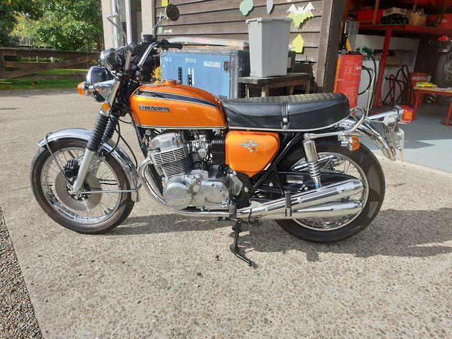 1972 Honda Cb750 K2 Honda Bikes For Sale Graeme Crosby Ltd