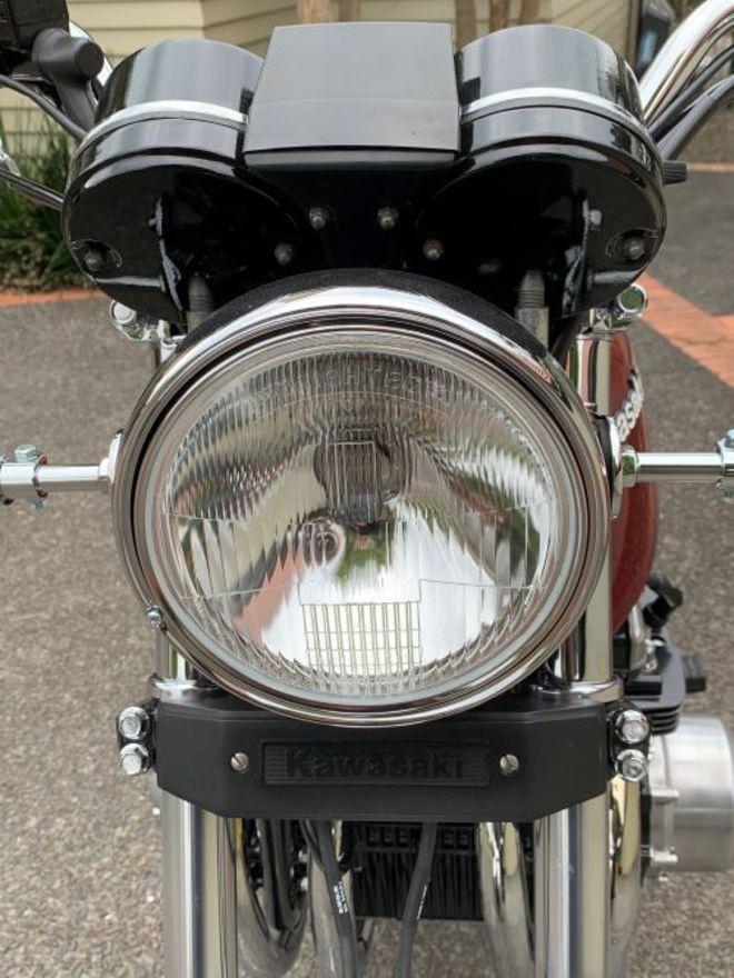 1979 Kawasaki KZ1000ST image 6