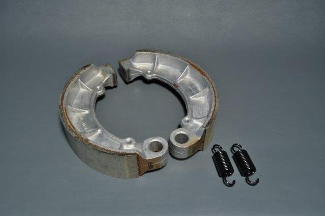 MRS-H75-MS053 CB750 Rear Brake Shoe image 0