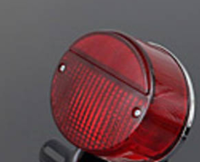 81-4290 Tail light Lens (only the lens) - Z1/Z1-A/Z1-B image 0