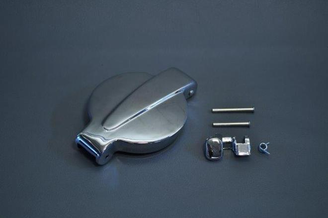 MRS-H75-T0 KO CB750 Fuel Cap & Check Assy image 0