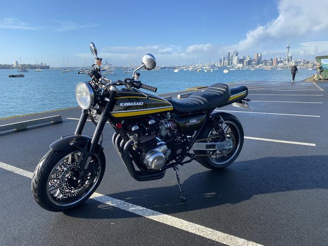 """1980 Kawasaki Z1000 """"Street fighter"""" image 0"""