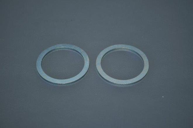 MRS-H75-F81 K0 CB750 Backup Ring Set image 0