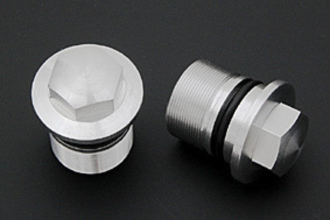 81-5380 Front Fork Top Cap Set image 0