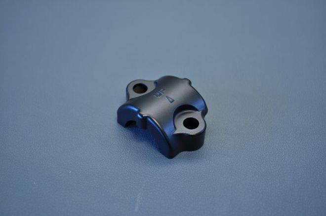 MRS-H75-F121 CB750 Master Cylinder Holder image 0