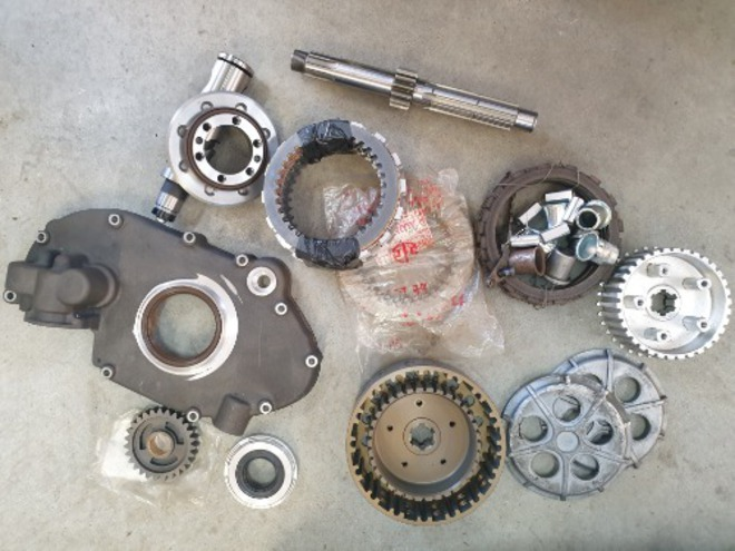 Kawasaki H2R Dry Clutch Assy (new) image 0