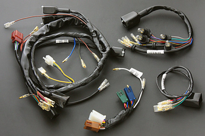 81-4030 Wiring Harness Z1 image 0