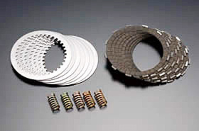 Z1 Clutch Steel plates  ( Set) image 0