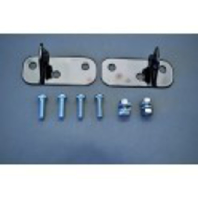 MRS-H75-F131 CB750 Air Cleaner Case Stays Set A image 0