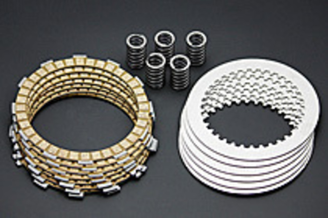 136-201 H2 Clutch Plate Set Assy image 0