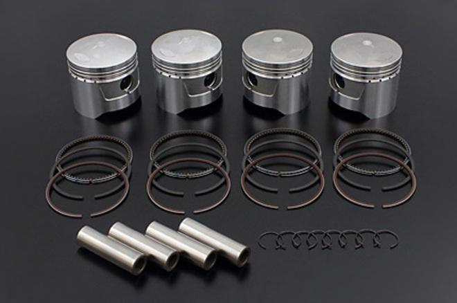 72-561 66.5mm Piston Kit image 0