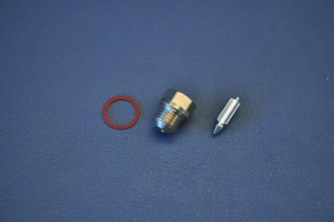MRS-H75-E252 K0-K3 CB750 Float Valve Set image 0