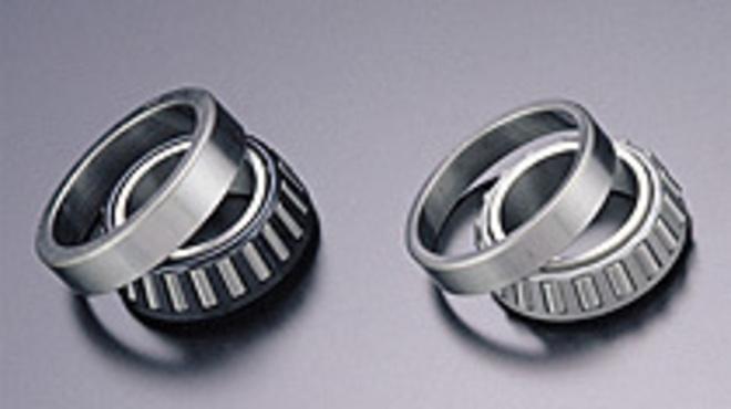 81-5163 CB750 Stem Taper Bearings image 0
