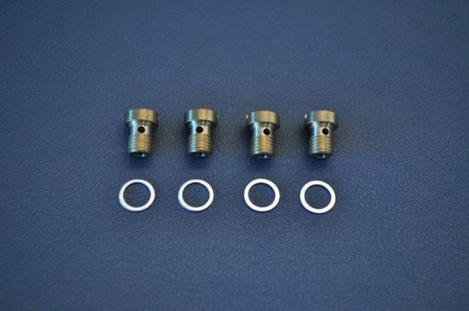 MRS-H75-E254 CB750 Drain Bolt Set image 0