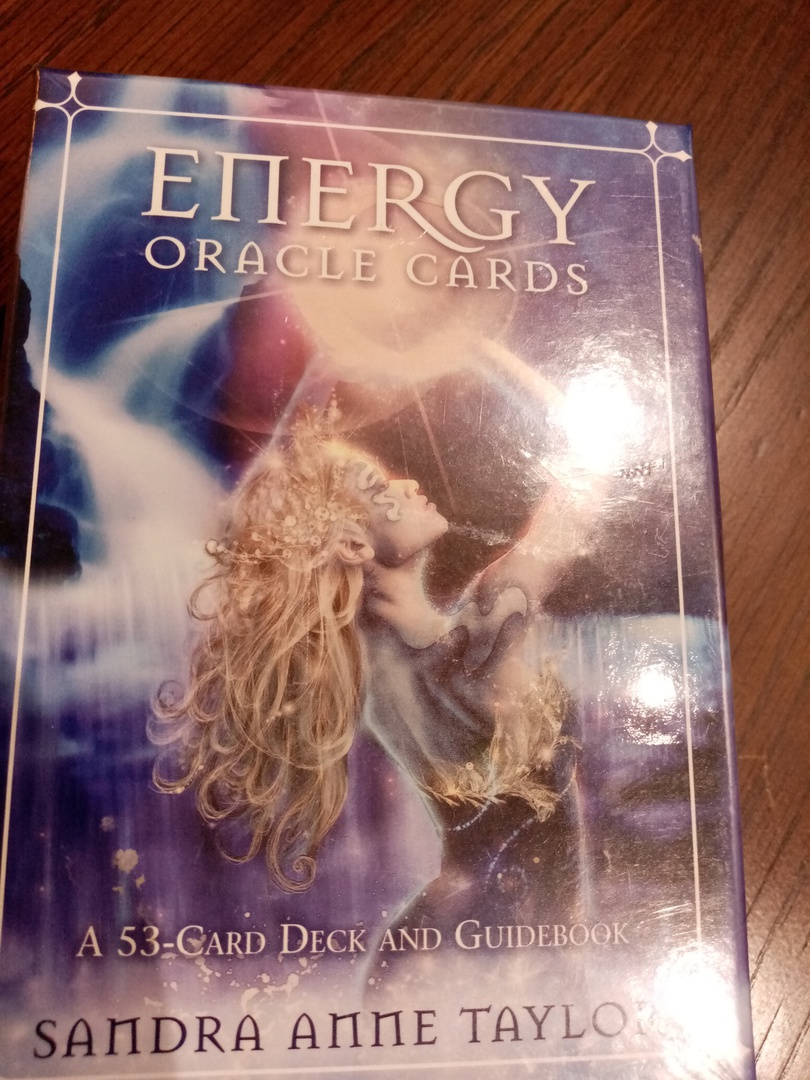 Energy Oracle Cards image 0