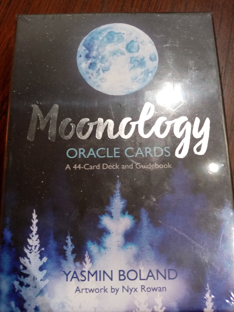 Moonology Oracle Cards image 0