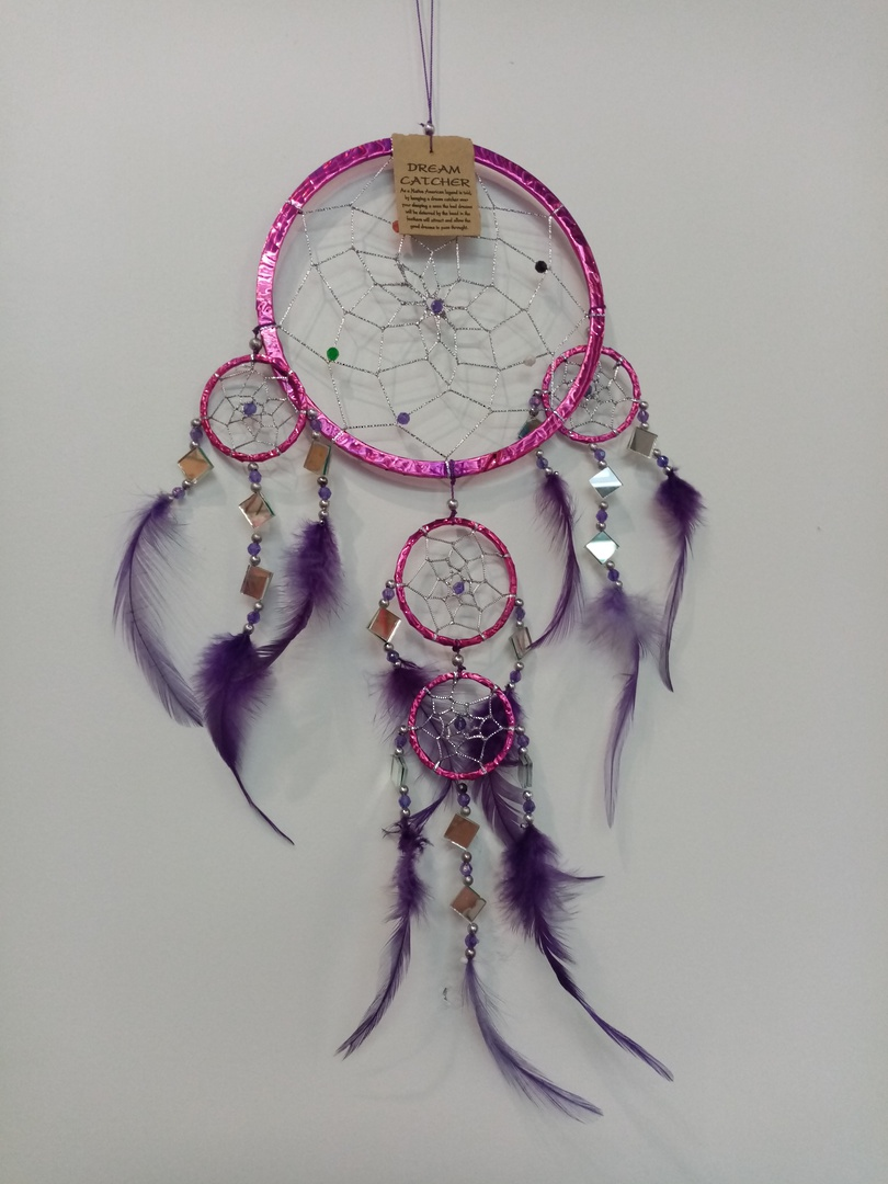 Dream catcher (cerise) image 0