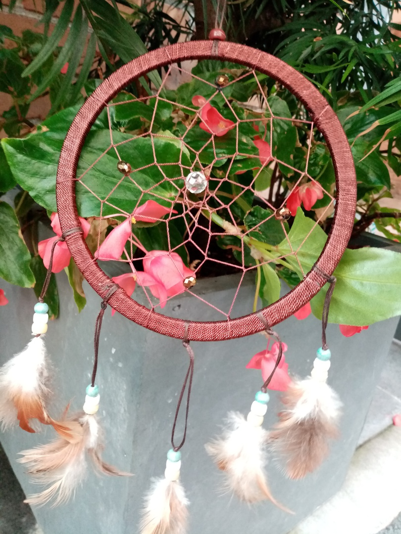 Dream catcher (brown) image 0