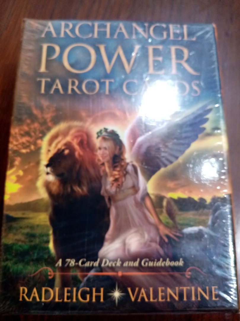 Archangel Power Tarot cards image 0