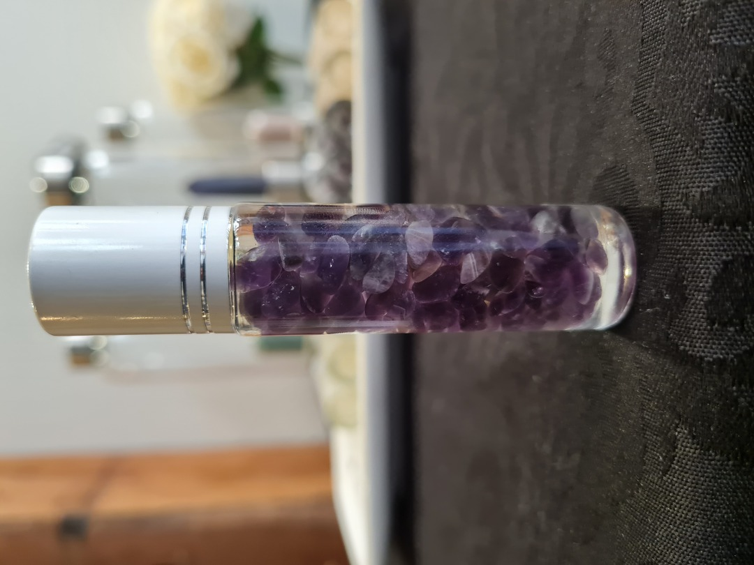 Oil perfume (Rose or Lavender) image 0