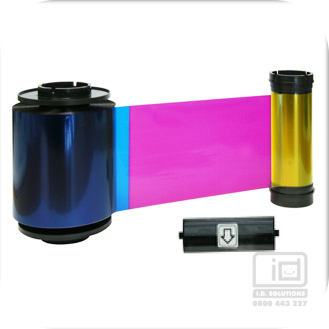 Smart-70 Colour-Black Back (YMCKOK) 659113 image 0