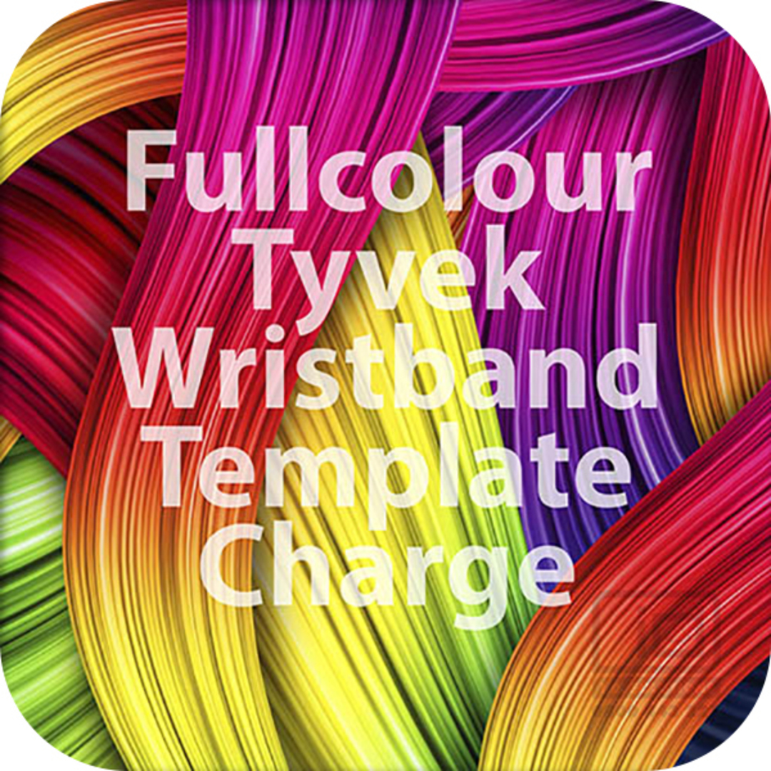 Wristband Template Charge image 0