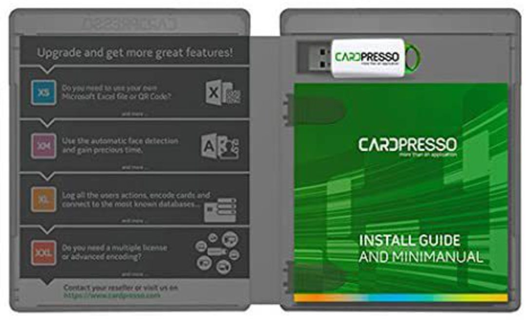 Cardpresso Software XL Upgrade image 1