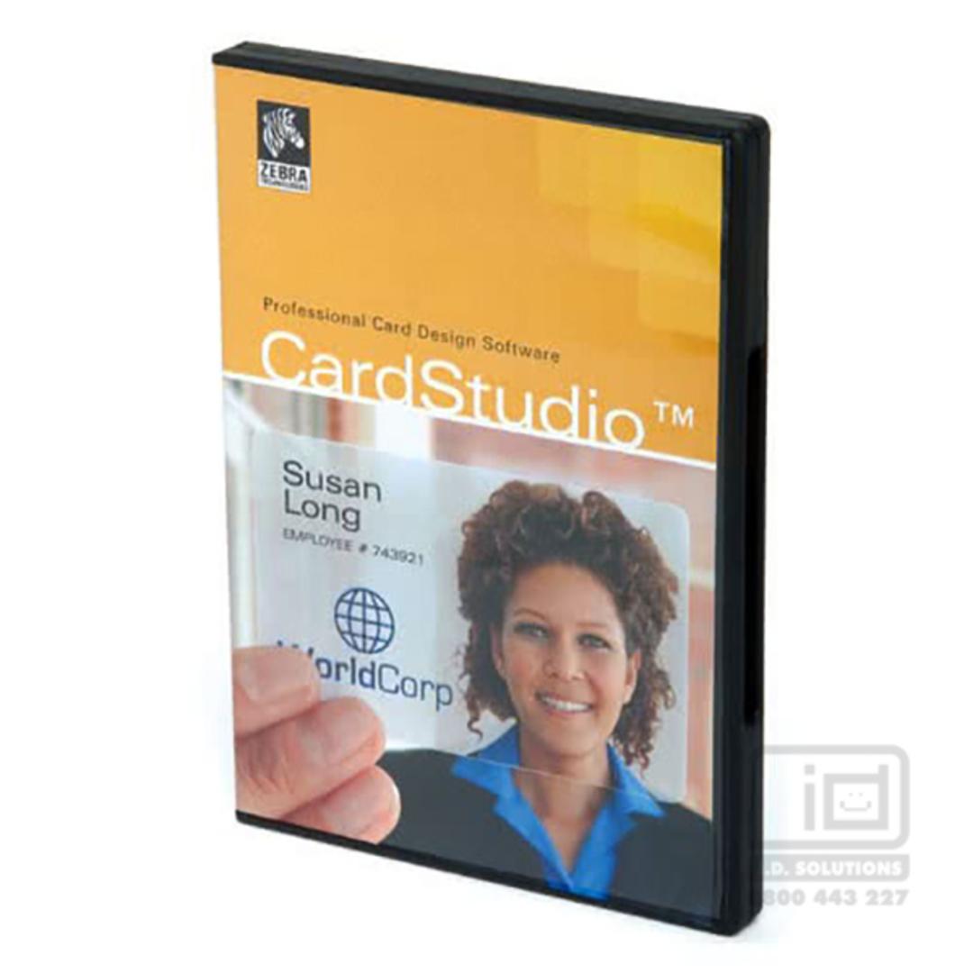 Zebra CardStudio 2.0 Standard image 0