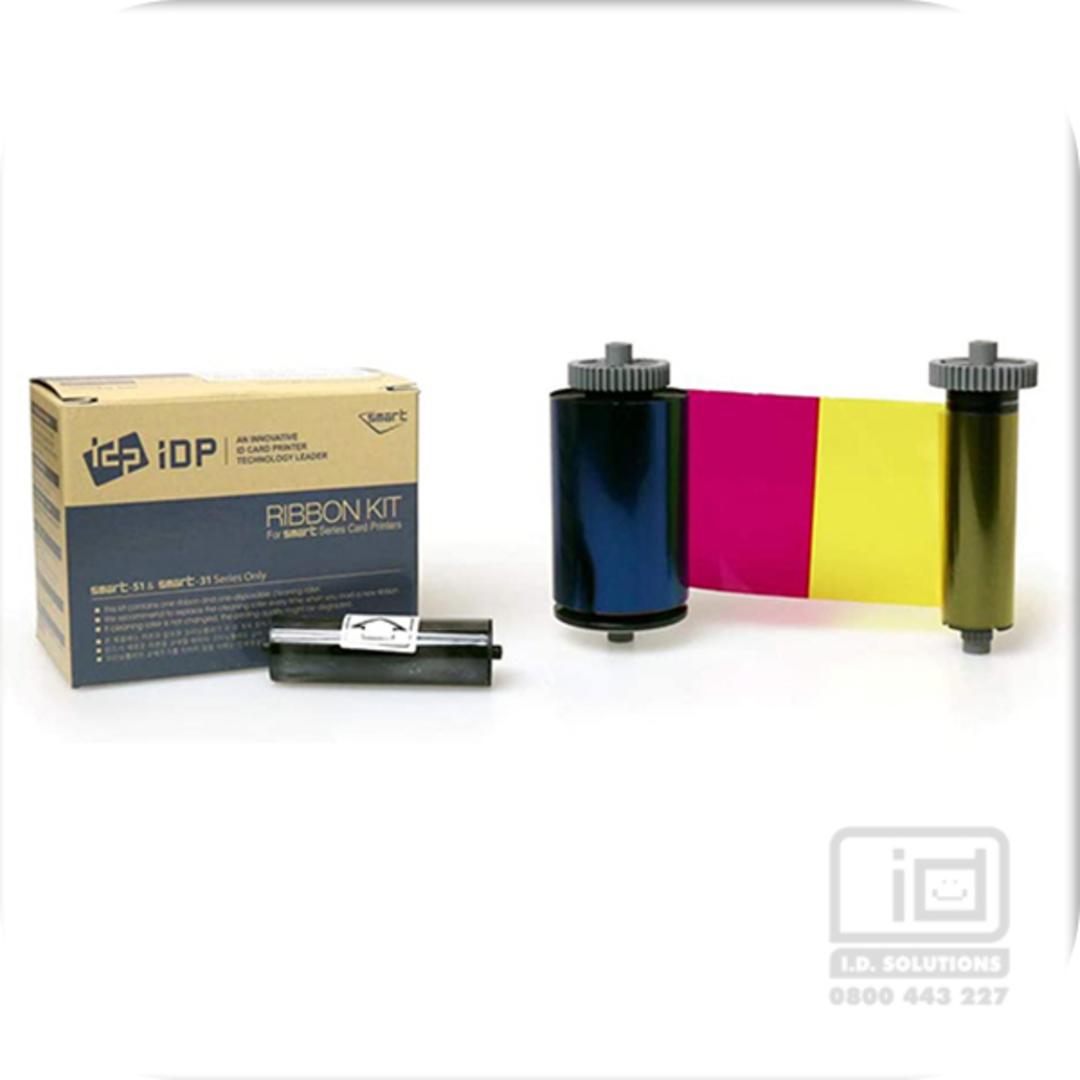 Smart YMCKO-K ribbon image 0