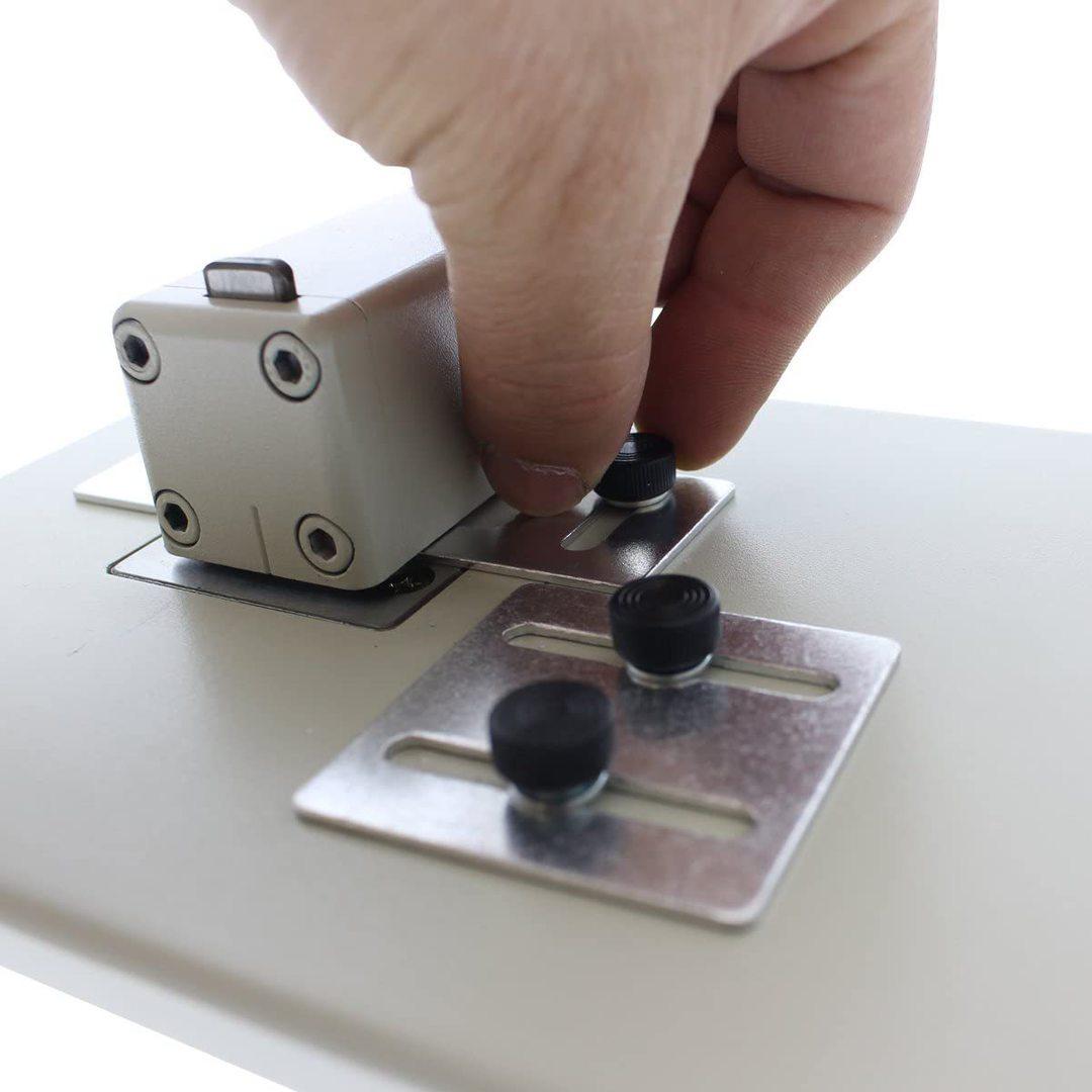 Adjustable slot punch JE152AS image 2