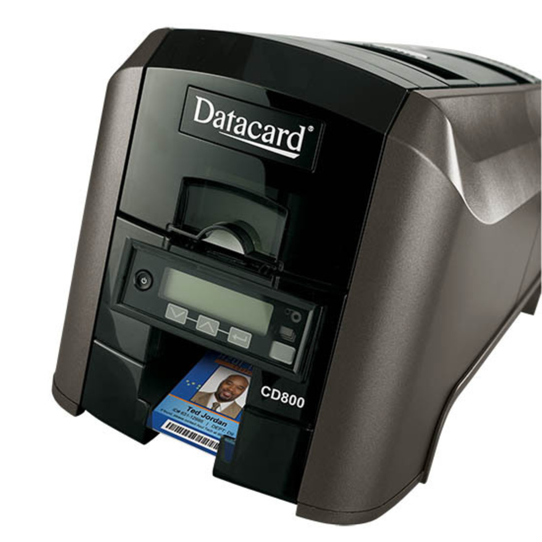 DataCard Printer CD800 Simplex image 5