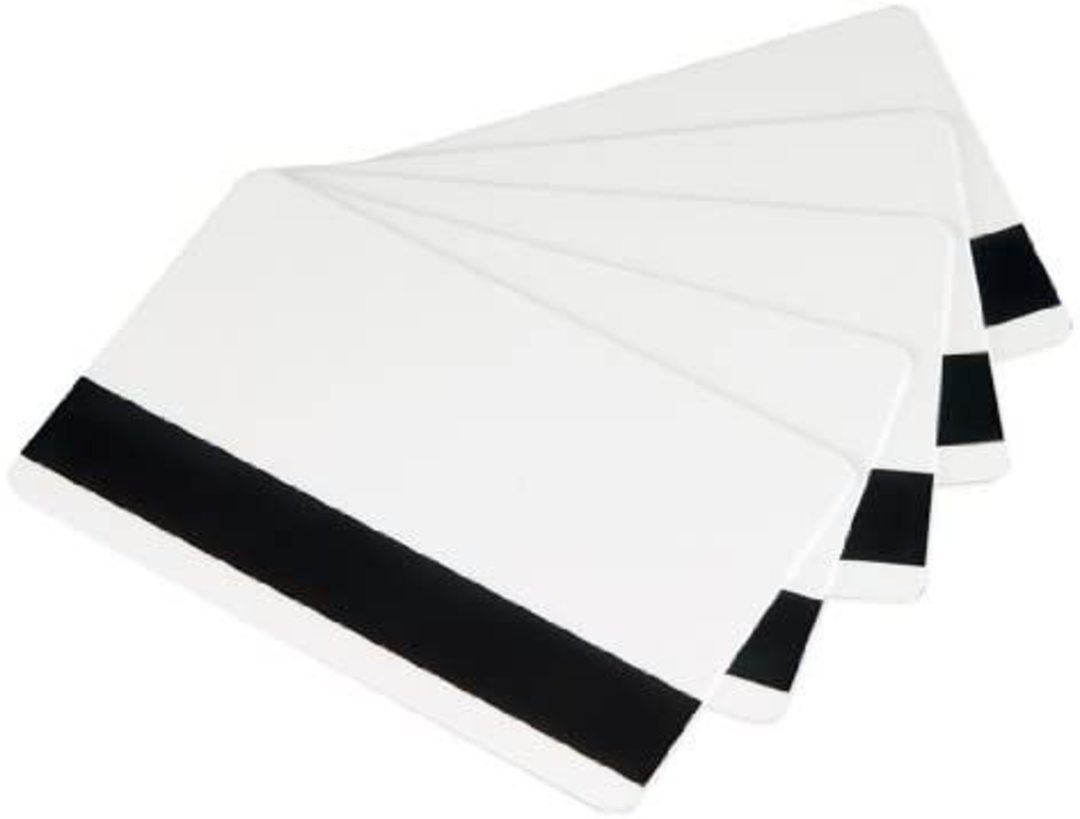 Blank cards  Mag, White image 1