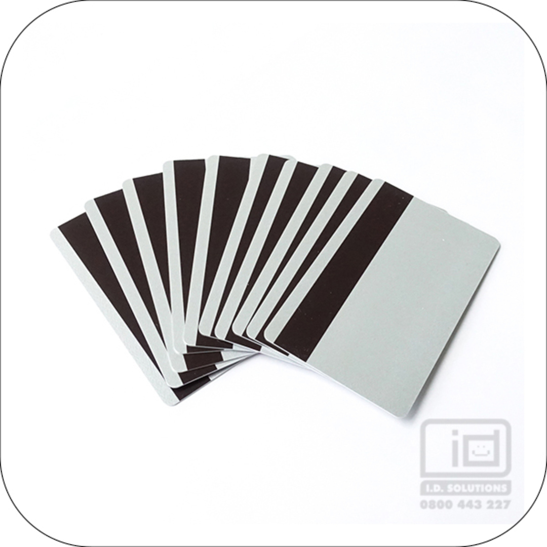 Blank cards Mag, Silver HiCo image 0