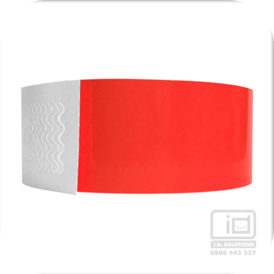 Genesis red wristbands image 0