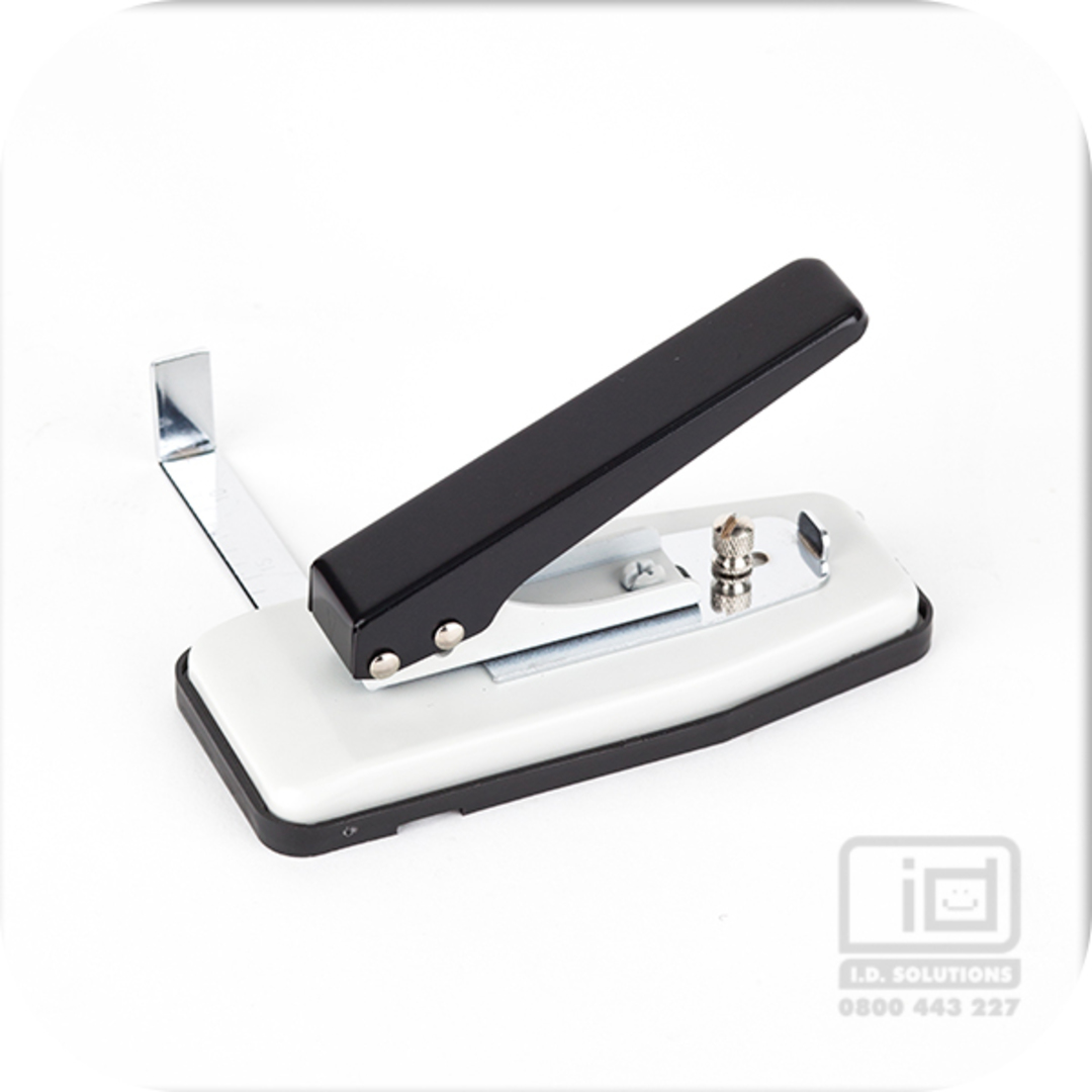 Hand Held ID Card Slot Punch image 0