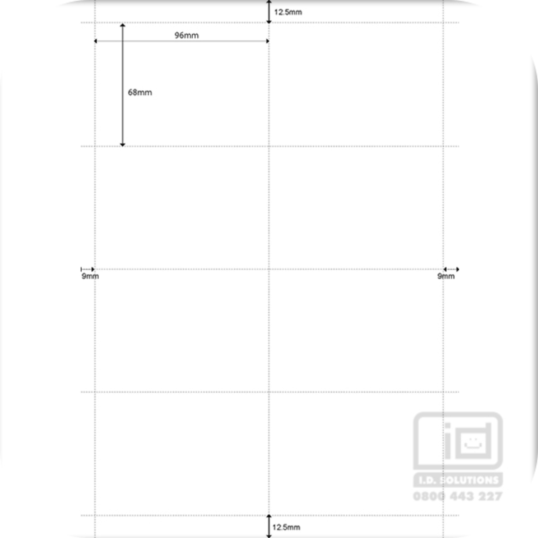 98x70 Paper Inserts image 0