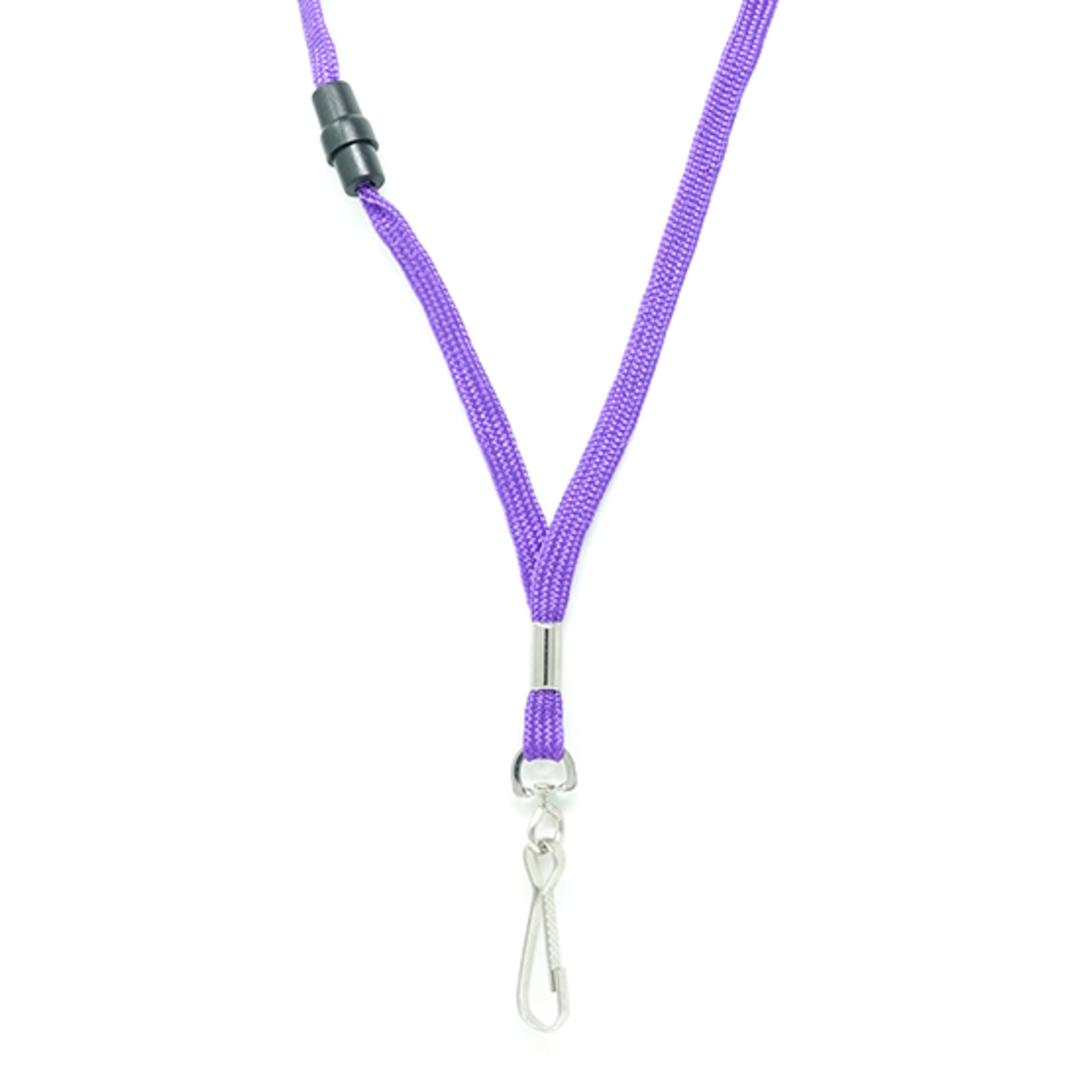 8mm Breakaway swivel Purple image 1