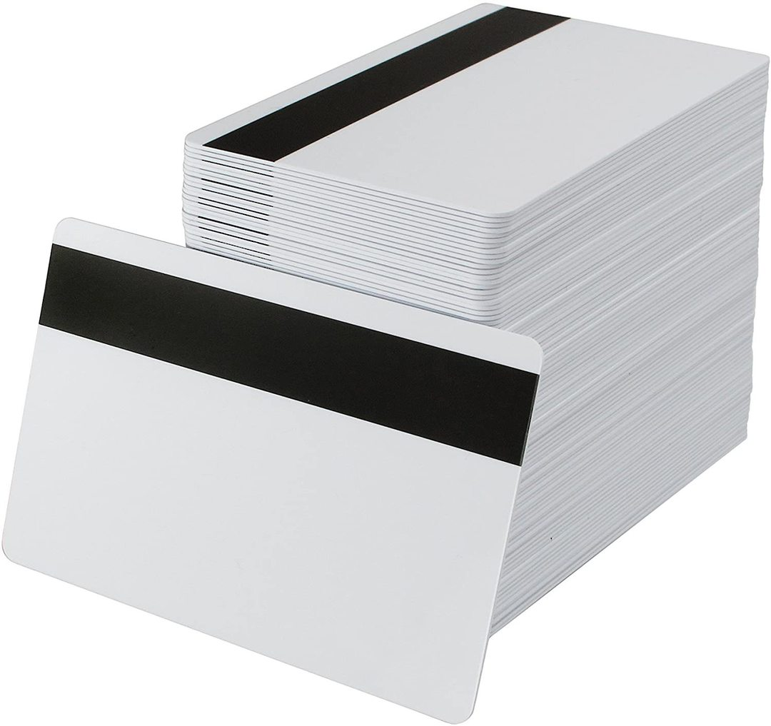 Blank cards  Mag, White image 0