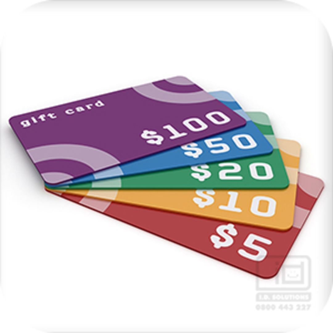 Gift Cards image 0