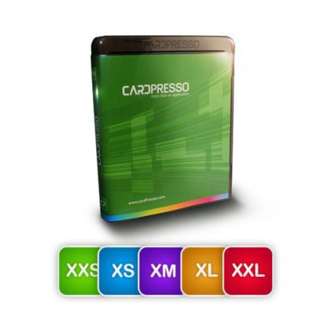 Cardpresso Software XL Upgrade image 2