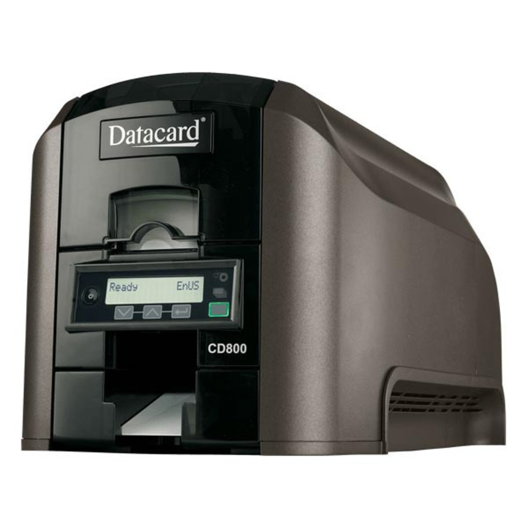 DataCard Printer CD800 Simplex image 1