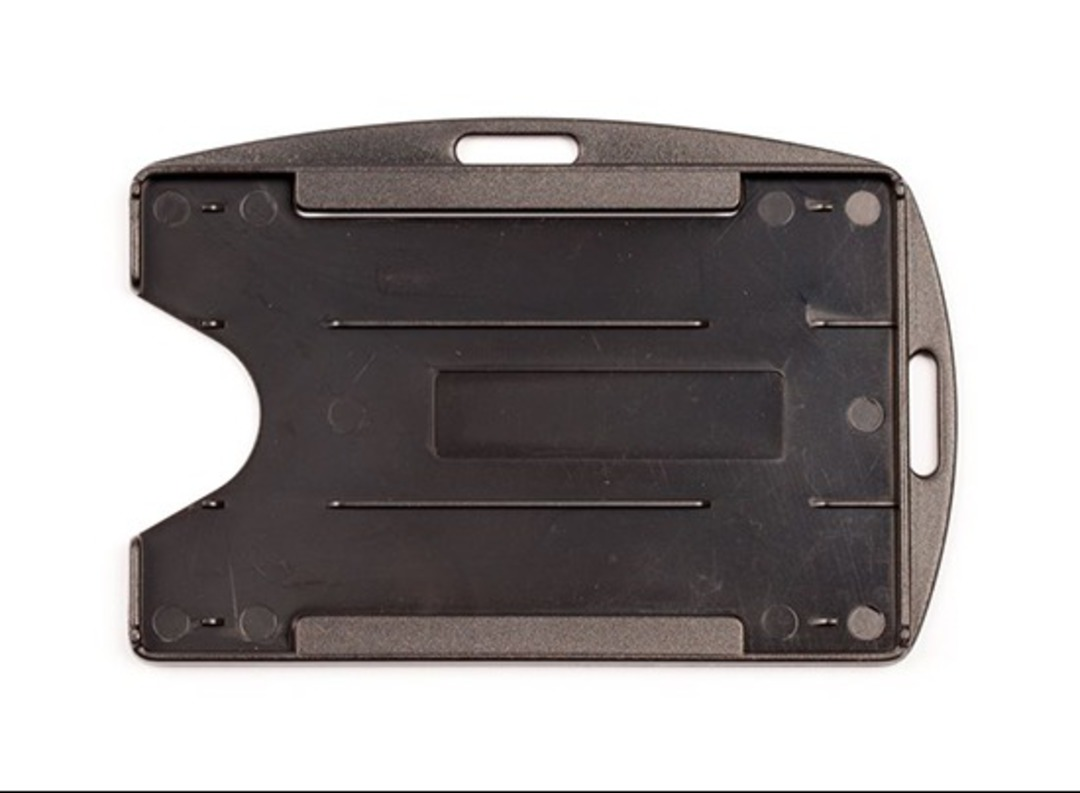 LX108 Single sided card holder image 1