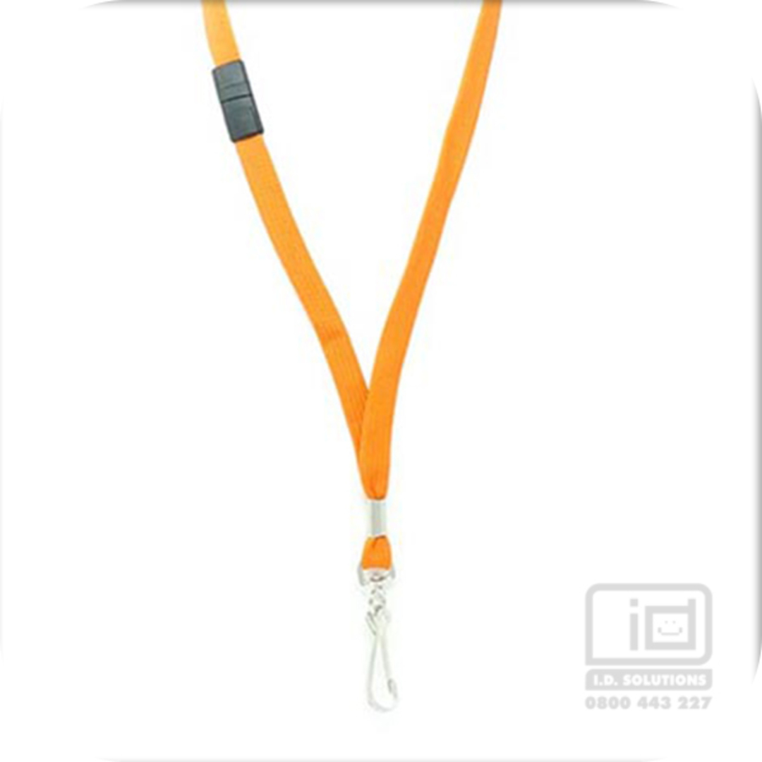 12 mm Orange breakaway swivel image 0