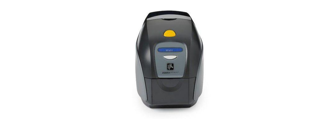 ZXP Series 1 Card Printer image 1